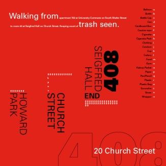 Typographic Infographic