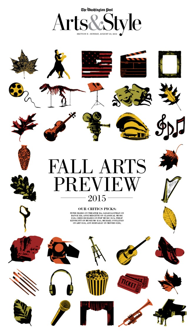 Washington Post: Fall Arts Preview
