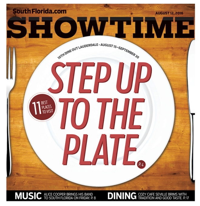 Showtime: Step Up to the Plate