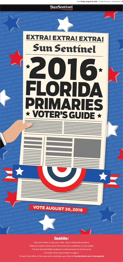 Primaries Voter's Guide