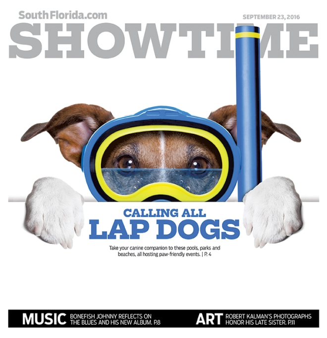 Showtime: Calling All Lap Dogs